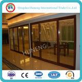 Fabrik-Preis lamellierte das ausgeglichene Niedrige-e Glas, das für Fenster-Glas-Tür isoliert wurde