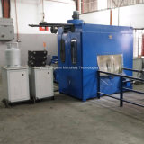 Zylinder-Zink, das Zeile für LPG-Zylinder-Produktionszweig metallisiert