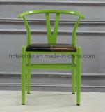 Parte traseira moderna de Y que janta a cadeira sem Armest