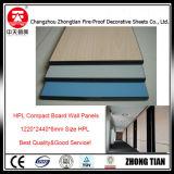 壁のクラッディングのためのHPLのコンパクトの積層物