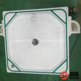 Industrial ninguna prensa de filtro de membrana de Cgr de la salida con los sellos