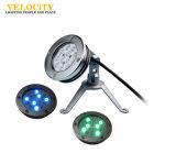 LED-Unterwasserlicht, LED-Brunnen-Licht, LED-Swimmingpool-Licht