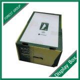 Bildschirmanzeige-gewölbter Kasten-Verpackungs-Kasten