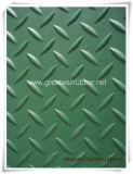 Gleitschutzgummitür-Fußboden, Gleitschutzbadezimmer-Matte, rutschfeste Gummimatte mit preiswerterem Preis