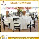 De goedkope Stapelbare Fabriek van de Stoel Chiavari van het Metaal van de stoel van het Huwelijk Stapelbare