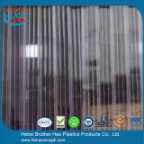 Freies Beispielflexibler freier glatter Plastikwettertür-Glasvorhang