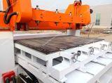 Маршрутизатор CNC цилиндра 5axis роторный для массового производства