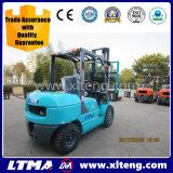 Diesel van 3.5 Ton van China Kleine Vorkheftruck met Motor Isuzu