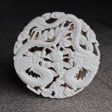 建築天井の円形浮彫りまたはロゼットPUの装飾HnY009