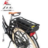 bicicleta eléctrica de la ciudad del freno de disco 250W con el certificado de la ISO (JSL038S)