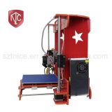 Печатная машина образования 3D в настольный компьютер для принтера 3D