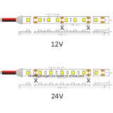 30 LEDs/M SMD 1210 flexibler LED Streifen
