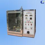 UL94の実験室試験装置のための水平の縦の炎のテスター