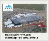 De grote Klassieke Verfraaide Tent van de Partij van het Huwelijk van het Aluminium voor meer dan 500 Mensen