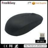 黒く大きい決め付けられた品質光学2.4GHz販売のための無線マウス