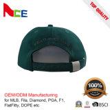 GroßhandelsUnconstructed Soem gebrandmarkt Baseball-Hüte der Form-6panel