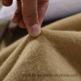 ホテルのMinitary 100%のウール毛布
