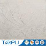 Nuevo tela que hace tictac hecha punto del colchón del diseño poliester 100%