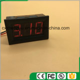 "V27D 0.56 "" 2개의 철사 (색깔을%s 가진 LED DC 2.5-30.0V 디지털 표시 장치 전압계: 빨강)"