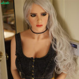 Sex Doll Real Lifelike Oral Anal Vagina Sex Toy pour homme adulte Solid Skeleton TPE Love Doll