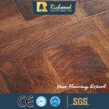 [12.3مّ] [ووودغرين] نسيج جو [لمينبت] خشبيّة خشب نضيدة أرضيّة