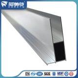 Aluminium Geanodiseerde Extrusie Profielen voor Douche Kamer
