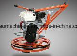 Honda 엔진 Gyp 436를 가진 힘 흙손의 뒤에 4.0kw 구체적인 도보