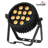 Rgbwauv IP65 LED Waterproof Outdoor PAR Light voor Stage Equipment