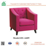 Sofà moderno di Seater del salone uno con cuoio
