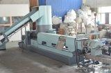 Plástico de la película de PP/PE que recicla y máquina de la granulación