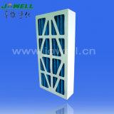 Quadratischer Luft-Ventilations-Filter faltete