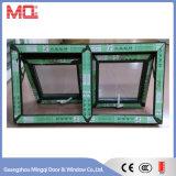 최신 디자인 UPVC 비닐 Windows