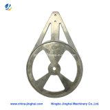 Präzisions-Aluminiummetallinstrument-Teile Welle/Form/stempeln Teile