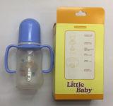 Friedensstifter-führende Flaschen-Milchnahrung-Baby-Flasche gibt Nibbler-Zufuhr H4240 an