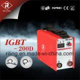 세륨 (IGBT-120D/140D/160D/180D/200D)를 가진 변환장치 IGBT 용접공