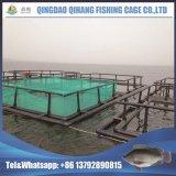 Cage nette de pisciculture de système de matériel d'aquiculture de pisciculture de HDPE
