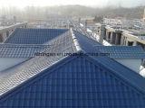 Azulejos de azotea de la resina sintetizada del material de construcción