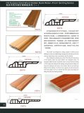 Floorng a⪞ ⪞ Essories van MDF Design van CK Waterdicht pvc Skirting