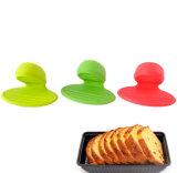 De Geïsoleerdeu Handschoen van het silicone voor Mitts van de Magnetron Geschikt van de Keuken