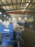 Rotatorio automático Dos TPU color. CLORURO DE POLIVINILO. Tr Soles máquina de inyección