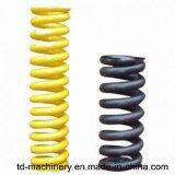 Molas de Recoil para as peças da máquina escavadora disponíveis com a trilha Adjusterment da máquina escavadora do diâmetro de fio de 10 a de 85mm para Hitachi Daewoo Hyundai Kobelco Sumitomo