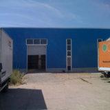 Stahlkonstruktion-vorfabrizierte Werkstatt für Argentinien