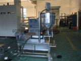 반 자동 고추 소스 풀 과일 충전물 기계