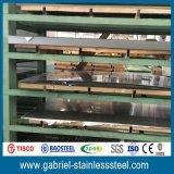 Fabricante inoxidable primero del espesor del calibrador de las placas de acero de la calidad 316L