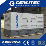 Genlitec (Chine) GPC150s Cummins Power 150kVA Silent Diesel Genset