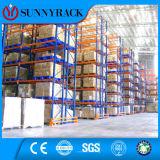 Hochleistungsladeplatten-Racking für logistische Mitte