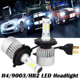 LED H4のヘッドライトS2 8000lm車LEDのヘッドライトの球根車のフォグランプH4