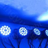 LEIDENE 18X10W van de Verandering van de kleur het Waterdichte IP65 Licht van het PARI