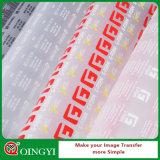 Plastisol Ink Pet Heat Transfer Printing Film