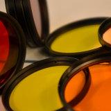 美機械 (LP)のためのLongpass上塗を施してあるガラスカラー光フィルタ